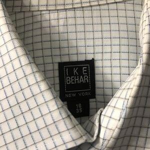 Ike Behar Button Down Dress Shirt